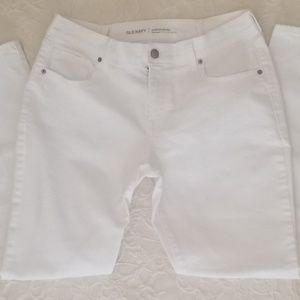 SOLD-White Jeans